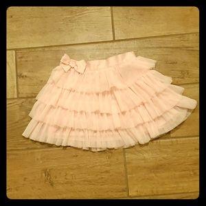 Carters Girls Size 4 Skirt